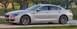 BMW 640i Gran Coupe - 2012