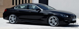 BMW 640i Gran Coupe M Sport Package - 2012