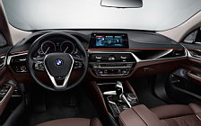 Обои автомобили BMW 630d xDrive Gran Turismo Luxury Line - 2017