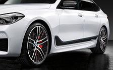 Обои автомобили BMW 6-series Gran Turismo M Performance Parts - 2017