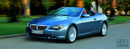 BMW 6 Series Convertible - 2003