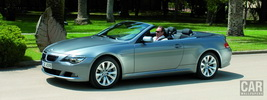 BMW 6 Series Convertible - 2007