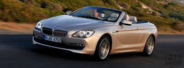 BMW 6-Series Convertible - 2011