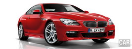 BMW 6-Series Coupe M Sport package - 2011