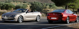BMW 6-Series Coupe and Convertible - 2011