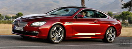 BMW 6-series Coupe - 2011