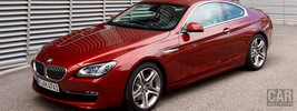 BMW 640d xDrive Coupe - 2012