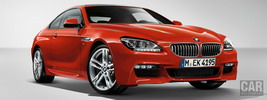 BMW 650i Coupe M Sport Edition - 2013