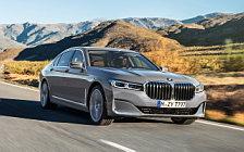 Обои автомобили BMW 750Li xDrive - 2019