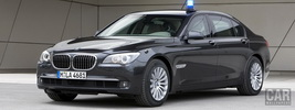 BMW 7-Series High Security - 2009