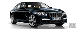 BMW 7-series M Sports Package - 2012