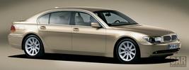 BMW 7-series long wheelbase - 2002