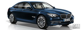 BMW 730d Edition Exclusive - 2014