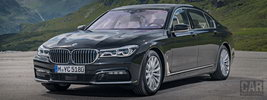 BMW 740Le xDrive iPerformance - 2016