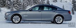 BMW 740d xDrive - 2013