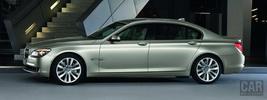BMW 750Li - 2008