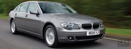 BMW 750Li UK version - 2005