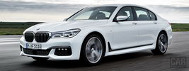BMW 750Li xDrive M Sport Package - 2015