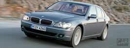 BMW 750i - 2005