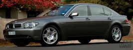 BMW 760Li - 2003