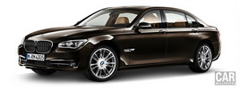 BMW 760Li Individual - 2014