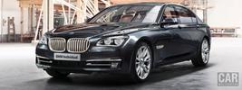BMW 760Li Individual Sterling by Robbe & Berking - 2013