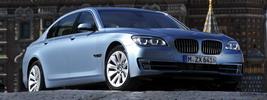 BMW ActiveHybrid 7 - 2012