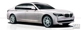 BMW Individual 7-Series by Didit Hediprasetyo - 2012