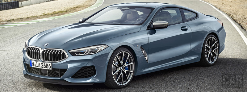 Обои автомобили BMW M850i xDrive - 2018 - Car wallpapers