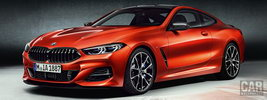 BMW M850i xDrive Carbon Package - 2018