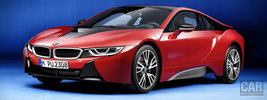 BMW i8 Protonic Red Edition - 2016