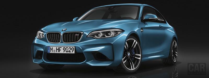 Обои автомобили BMW M2 Coupe - 2017 - Car wallpapers