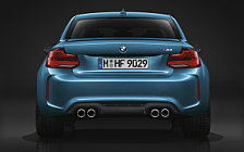 Обои автомобили BMW M2 Coupe - 2017