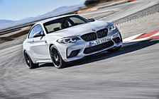 Обои автомобили BMW M2 Competition - 2018