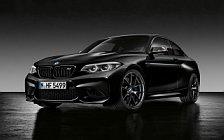 Обои автомобили BMW M2 Coupe Edition Black Shadow - 2018