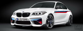 BMW M2 Coupe M Performance Parts - 2016