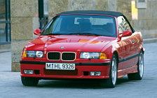 Обои автомобили BMW M3 E36 Convertible - 1994