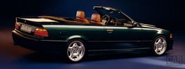 BMW M3 E36 Convertible - 1994