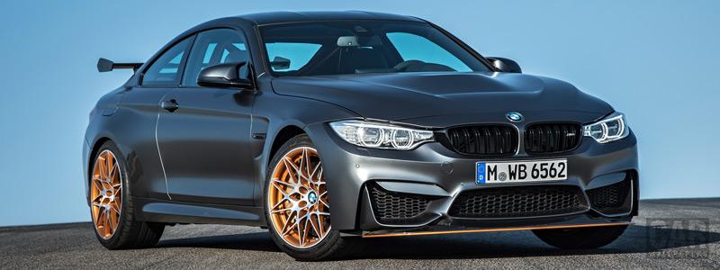 Обои автомобили BMW M4 GTS - 2015 - Car wallpapers