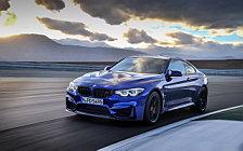 Обои автомобили BMW M4 CS - 2017