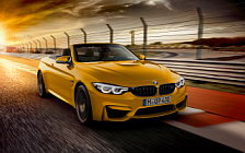 Обои автомобили BMW M4 Convertible 30 Jahre Edition - 2018