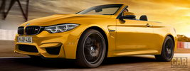 BMW M4 Convertible 30 Jahre Edition - 2018