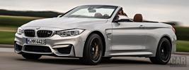 BMW M4 Convertible Individual - 2014