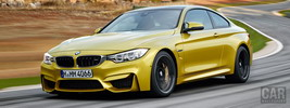 BMW M4 Coupe - 2014