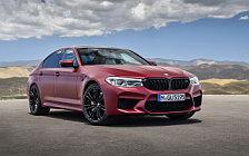Обои автомобили BMW M5 First Edition - 2018
