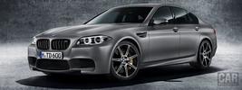 BMW M5 30 Jahre - 2014