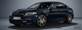 BMW M5 Competition Edition - 2016