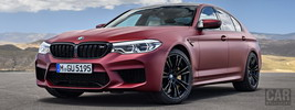 BMW M5 First Edition - 2018