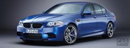 BMW M5 Sedan F10 - 2011