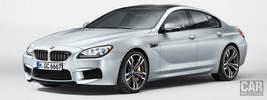 BMW M6 Gran Coupe - 2013